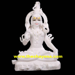 Sitting  Lord Shiva