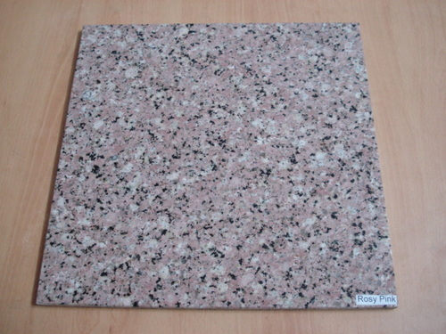 Rosy Pink Granite Slabs & Tiles