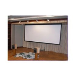 LCD Projector Screen Wall Mounting
