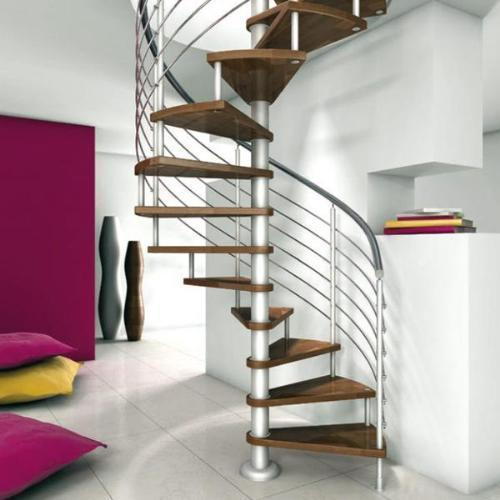 Staircase Hand Railing
