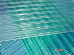 frp glass roof
