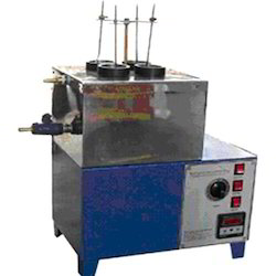 Beaker Dyeing Machine