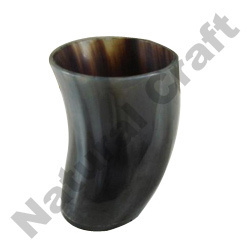 Horn Drinking Glass