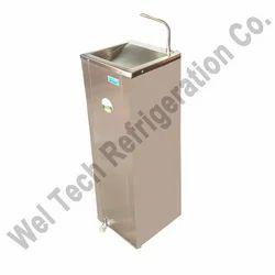 Foot Press Water Cooler