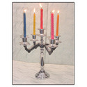 Jewish Candle Stand