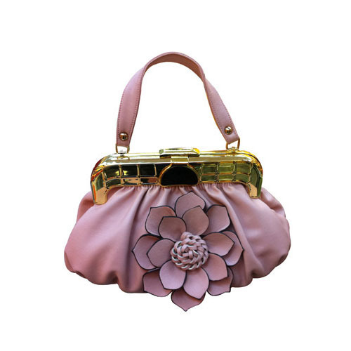 6d480110b7e7 Leather Ladies Bags - Fashionable Leather Ladies Bags Exporter from ...