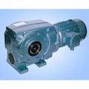 PBL C Series Heliworm Geared Motor