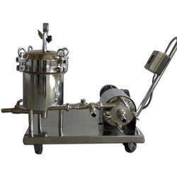 sparkler filter system