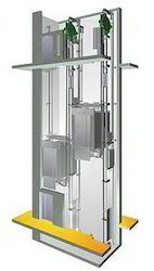 Gearless High Speed MRL Lifts