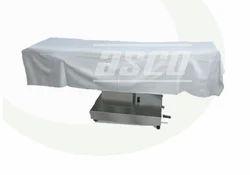 White Hospital Linen