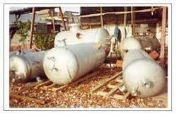 S.S. Pressure Vessels Manufactured