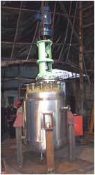 Stage Reactor Modification