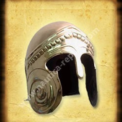 Greek Chalcidian Helmet