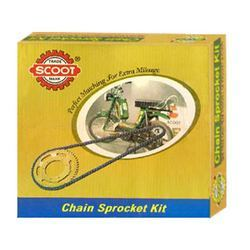 moped chain kit