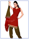Salwar Kameez - Cotton & Embroidery
