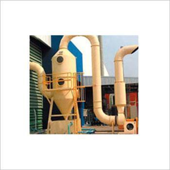 Wet Scrubber Pollution Control System