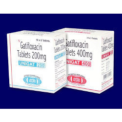 Gatifloxacin Tablets 200 MG