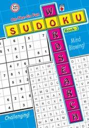 Word Search Sudoku Book 2