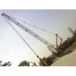 Truck Mounted Lattice Boom Crane