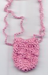 Crocheted Coin Bag CCB25
