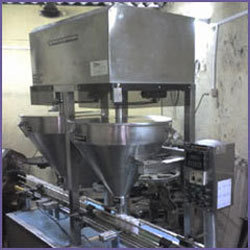 Powder Filling Machine Auger