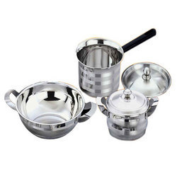 5pc Induction Based Cookware Set