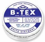 Btex White Ointment
