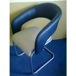 Blue Cushion Chair
