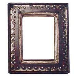 Photo Frame Brass Worked