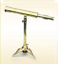 Brass Stand Telescope