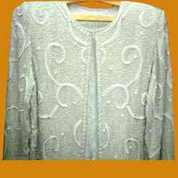 Designer Beaded Jacket