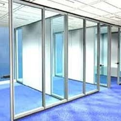 Aluminum Works- Office Decoration