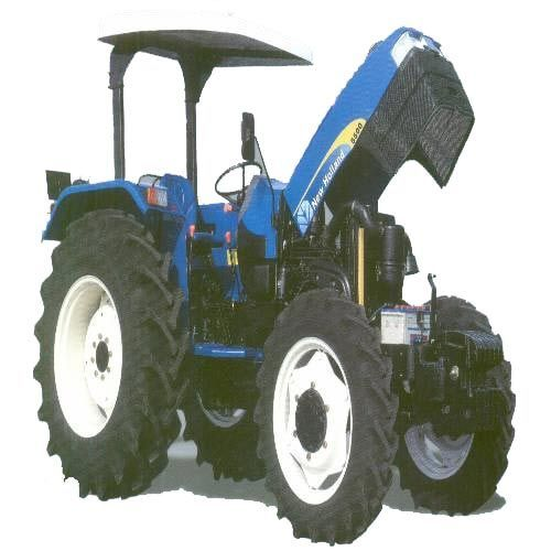 New Holland 5500 & 7500 Tractor