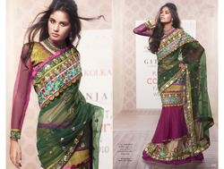 Indian Readymade Sarees