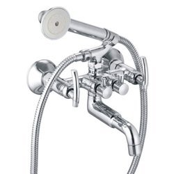 Wall Mixer 3 In 1 Telephone Shower