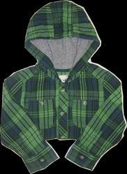 Men's Hooded Shirts