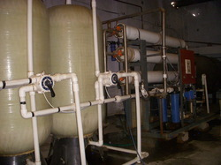 1 Year Old Mineral Water Plant - 6000 LPH