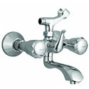 Telephonic Wall Mixer With Shower Stand