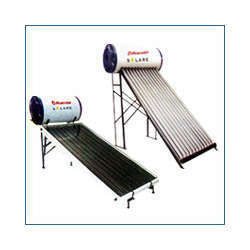 Solar Water Heater (Switch On The Sun)