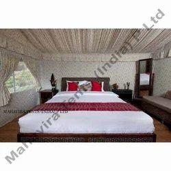 Custom Swiss Cottage Tent