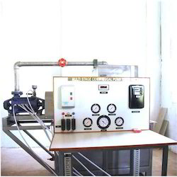 Multi Stage Centrifugal Pump Test Rig