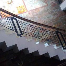 Stainless Steel Stair Railings