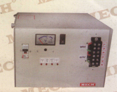 Mech Single & Three phase Voltage Stabilizers
