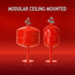 Modular Ceiling Mounted Extinguishers