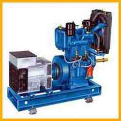 Diesel Gensets - Water-Cooled - 3.5 kVA To 10 kVA