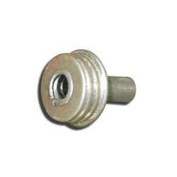 Threaded Cap With Pipe