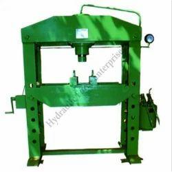 Hand Operated Hydraulic Work Shop Press
