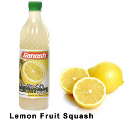 Lemon Fruit Squash