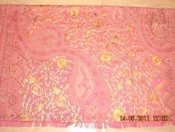 Woolen Jamawar Embroidery Shawls