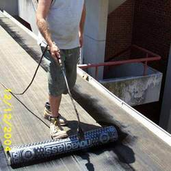 Waterproofing Terrace